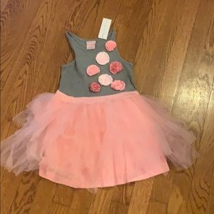 Kids tutu dress size 4T